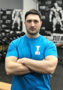 Шульгін Віктор - тренер Ліги
