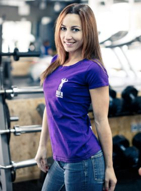Олена Керод - тренер Ліги