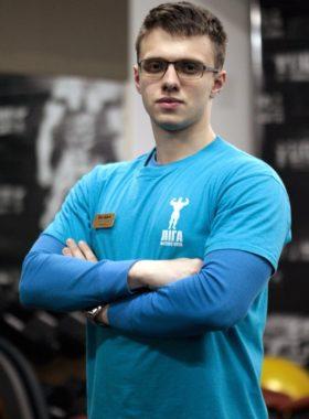 Богдан Лабик - тренер Ліги