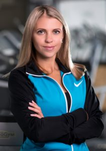 Анна Корнейчук - тренер Ліги