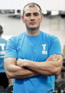Євген Дурняк - тренер Ліги