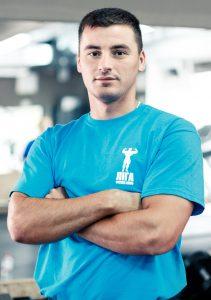 Степан Заліско - тренер Ліги